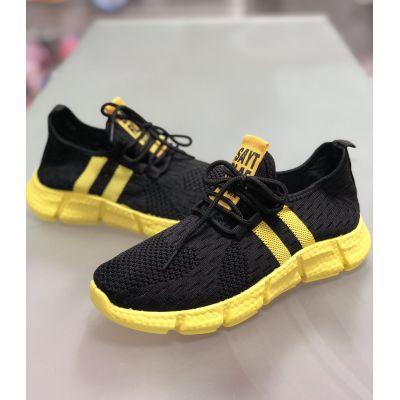 Кроссовки RF-B5 черно-желтые