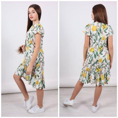 Платье Лимончик Софт