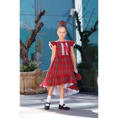 Нарядное платье 12714