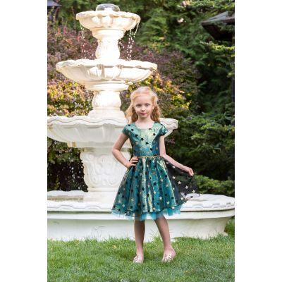 Нарядное платье 12737