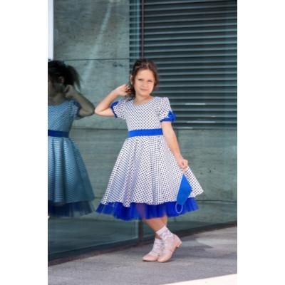 Нарядное платье Стиляги 12718