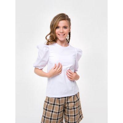 Блуза 114808/114809 белая
