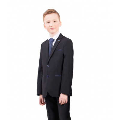 Пиджак школьный для мальчика DIEGO  синий