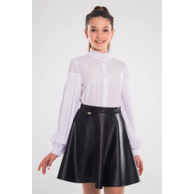 Блуза Жаклин белая