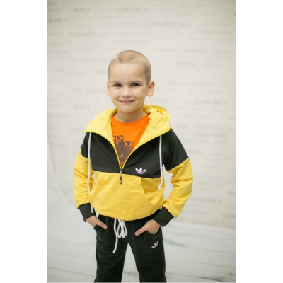 Спортивный костюм Berry kids желтый