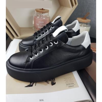 Туфли Кроссовки кеды 2026 черные