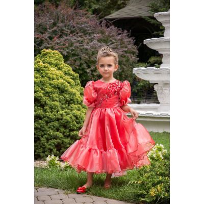 Нарядное бальное платье 13704