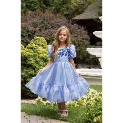 Нарядное бальное платье 13705