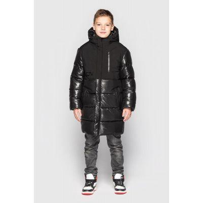 Куртка Кристиан черная