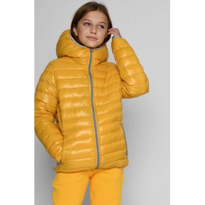 Куртка DT-8340-6 желтая