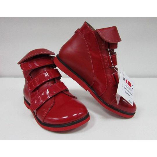 Ботинки ортопедические для девочки 713 KODO