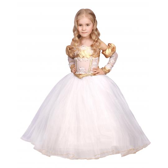 Детский карнавальный костюм Принцесса Амелия 600
