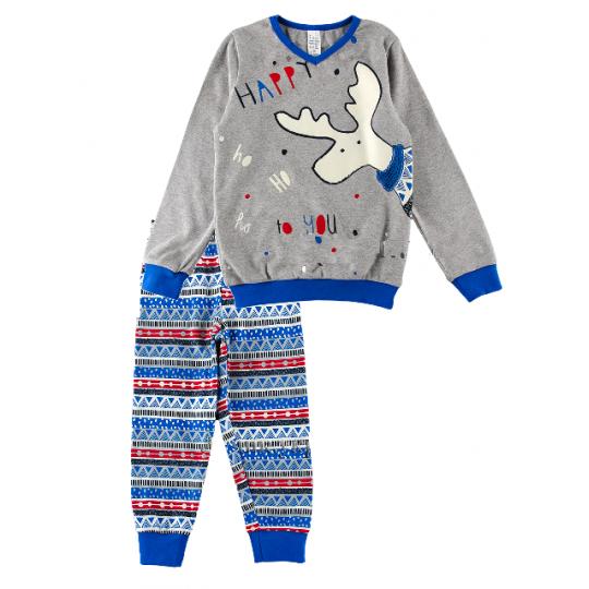 Пижама для мальчика 104614 / 104622 ТМ СМИЛ