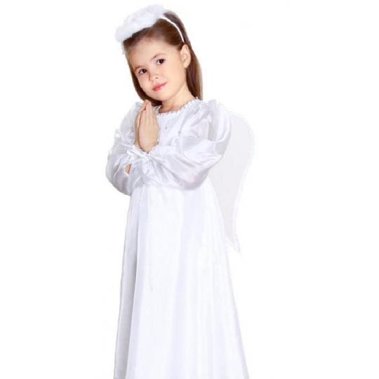 Карнавальный костюм для девочки Ангел 9217