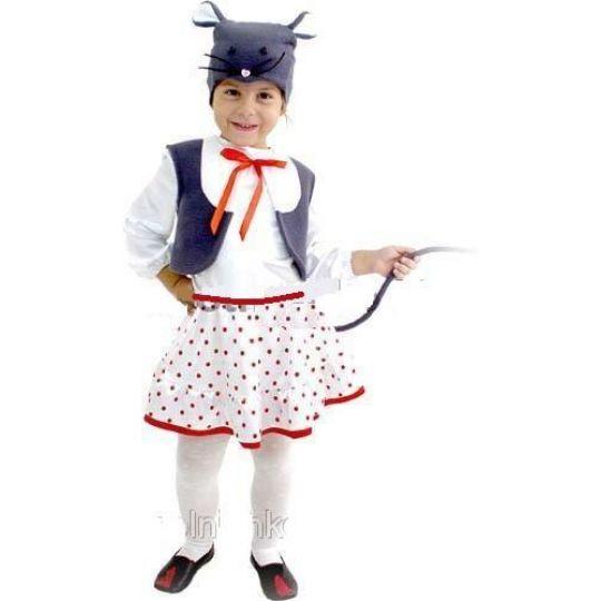 Карнавальный костюм Мышка №3