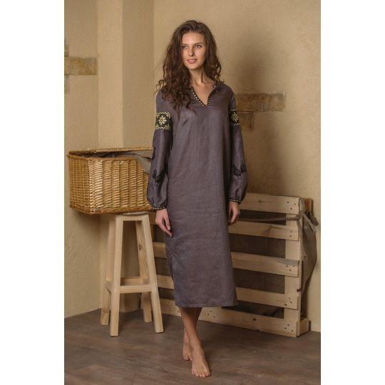 Платье вышиванка Красава