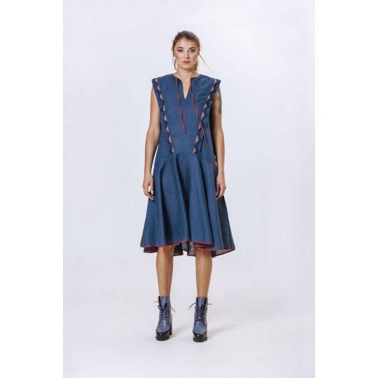 Платье вышиванка Гуцулка
