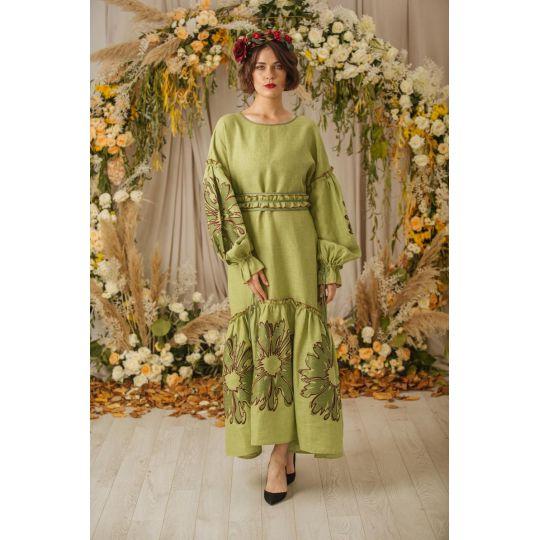 Платье вышиванка Панна