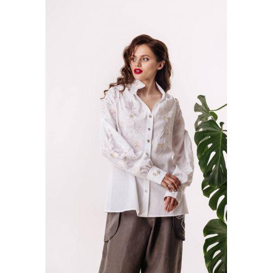 Блуза Вышиванка Нежная