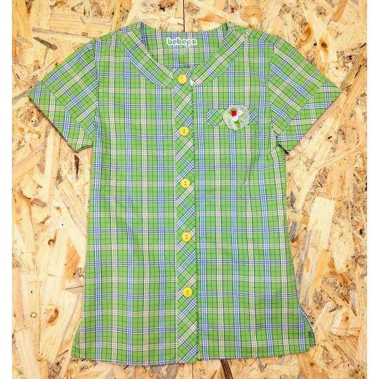Рубашка блуза хлопковая 18.09