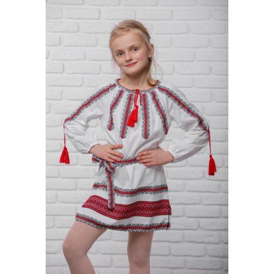 Платье вышиванка Смеричка