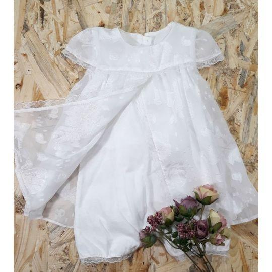 Боди-платье нарядное 17-15