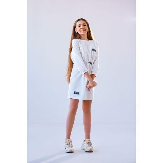 Платье Кароль 4836 белое