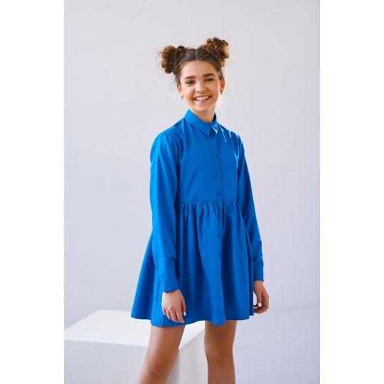 Платье Ламма 4842 джинс