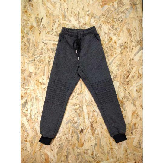 Спортивные брюки Джоггеры G28-A серые