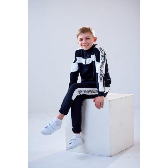 Спортивный костюм Марли 4923 черный