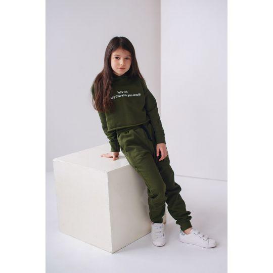 Спортивный костюм Мендит 4440 оливковый