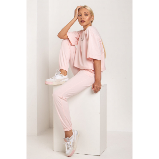 Спортивный костюм Мартен 5302 светло розовый
