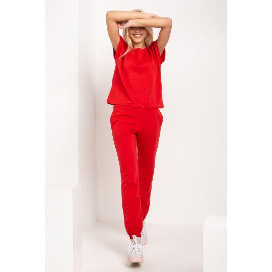 Спортивный костюм Бланкет 5320 красный