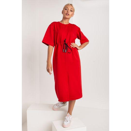 Платье Батиста 5309 красный