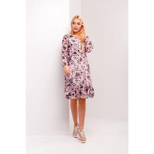 Платье Жасмин 4963 персик