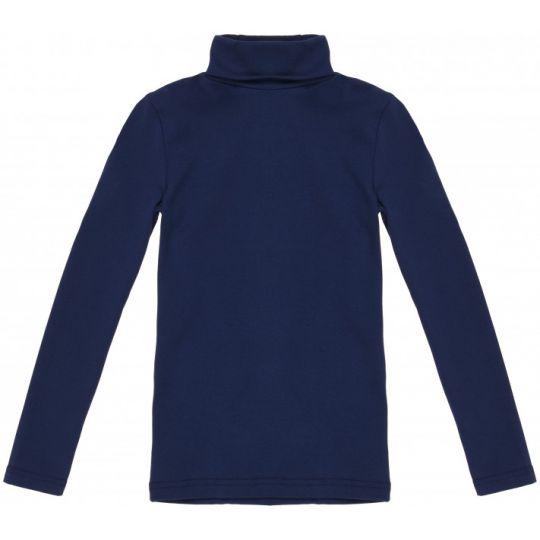 Гольф тёмно-синий кашкорс 114666/114667 отворот