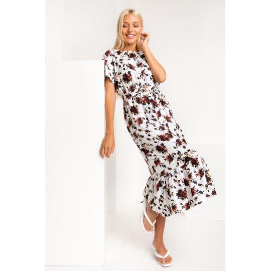 Платье Палисота 5359 сирень