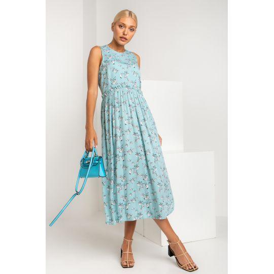 Платье Лагунна 5422 мятное