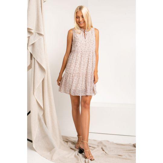 Платье Торрес 5365 розовое