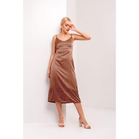 Платье Турига 5375 капучино