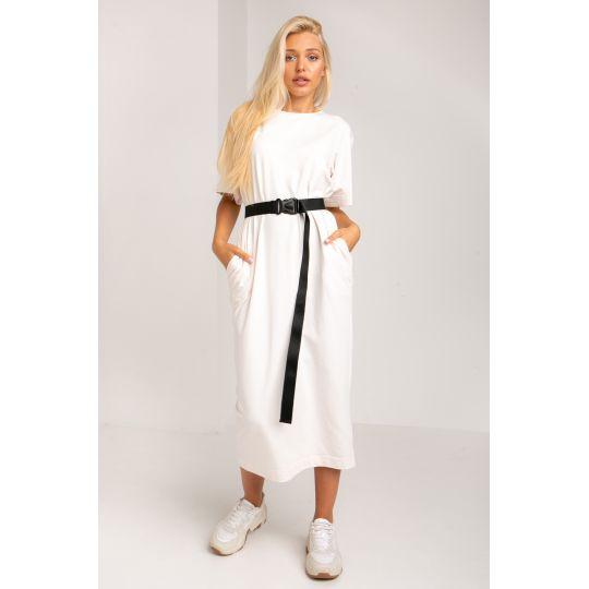Платье Кремери 5387 ванильное