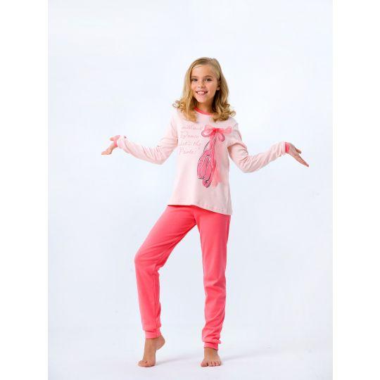 Пижама 104468 розовая