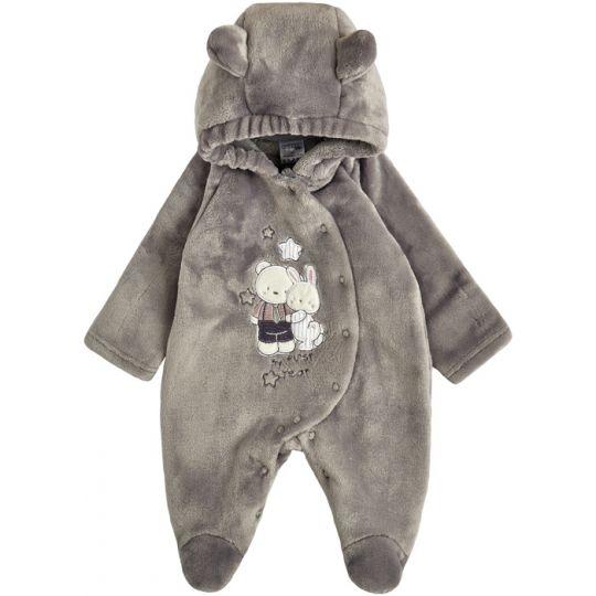 Комбинезон для малыша 12116-25 капучино