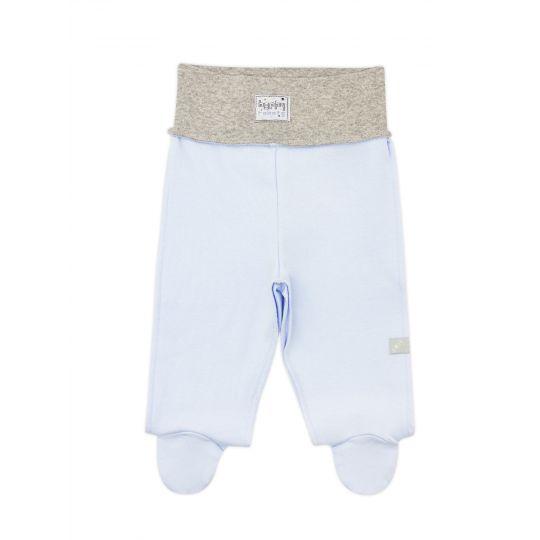 Ползунки-штанишки 107321 голубые