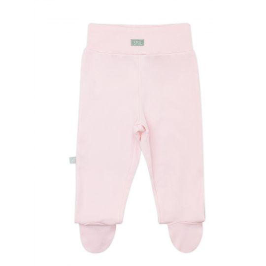 Ползунки-штанишки 107324 розовые