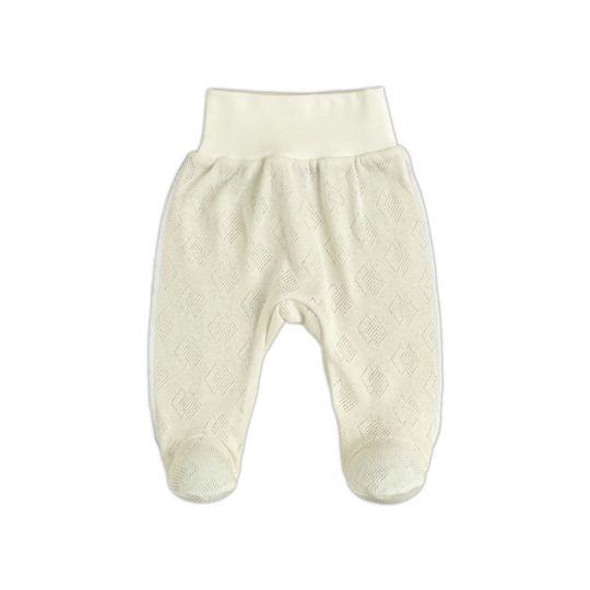 Ползунки штанишки 14150-88 молочный ажур