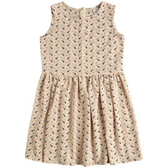 Платье для девочки 45078-67 Гитары