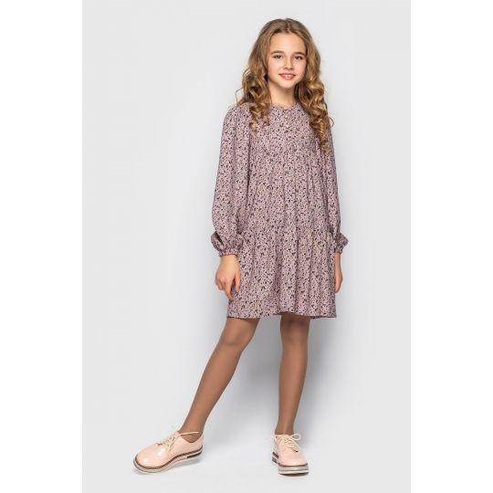 Платье для девочки Хэйли пудра
