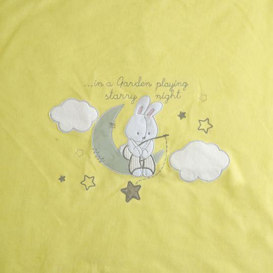 Плед одеяло утеплённый 106094-01-32 велюр желтый