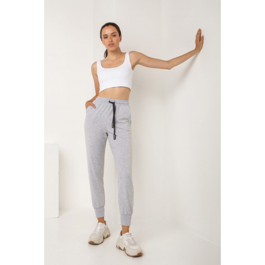 Спортивные штаны Крейг 5590 меланж